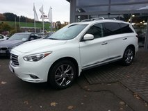 2013 Infinity JX35* 7 SEATS* Rear Seat Entertainment* Fully Loaded* LOW Miles in Spangdahlem, Germany