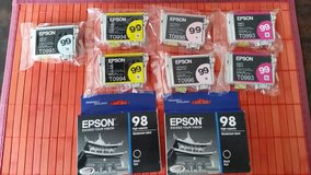 9 Epson Claria Inkjet cartridges in Wiesbaden, GE