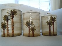 PALM TREE CANISTERS in Moody AFB, Georgia