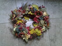 Fall Wreath_5 in Eglin AFB, Florida