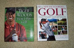 Golf Coffee Table Books in Tomball, Texas