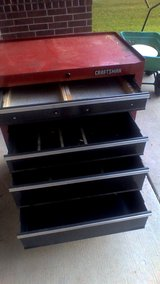 Craftsman 4 Drawer Heavy Duty Rolling Tool Cabinent in Kingwood, Texas