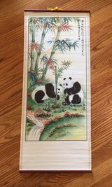 Panda Wall Hanging in Aurora, Illinois