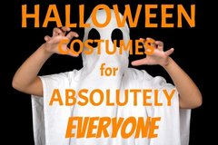 NOTHING BUT HALLOWEEN Costumes & Accessories Driveway Sale Today! From Noon-4pm in Kingwood, Texas