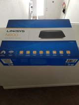 Linksys Router E2500 in Nellis AFB, Nevada