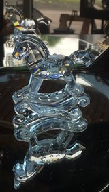 Beautiful Svarosky crystal figurines in Wiesbaden, GE