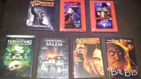Horror Dvds in Spring, Texas