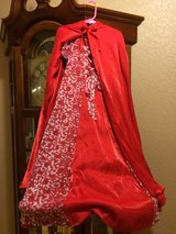 Little Red Riding Hood Dress up or Costume (or Renaissance Festival) with Cape in Fort Carson, Colorado