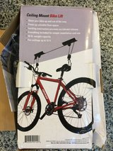 Bike Lift ceiling mounted bike racks- Brand new in boxes in Lockport, Illinois