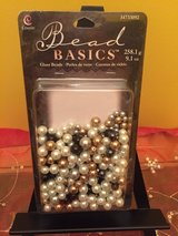 Glass Beads brand new in box 9.1 oz in Joliet, Illinois