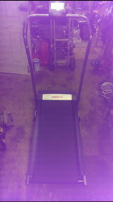 Treadmill in Fort Campbell, Kentucky