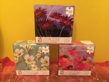 3 Painting Art Jigsaw Puzzles Lot BRAND NEW in Naperville, Illinois