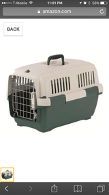 Marchioro Clipper Cayman Pet Carrier 7-22 pounds in Morris, Illinois