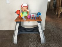 Handy Manny Talking tool bench in Fort Bliss, Texas