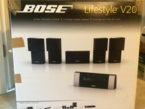 Bose Lifestyle V20 + SL2 Wireless Speakers in Fort Bragg, North Carolina
