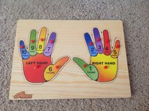 High quality wooden hands puzzle in Batavia, Illinois