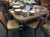 Vintage Table and 4 Chairs in Bartlett, Illinois