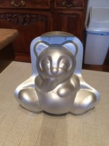 3-D Bear cake pan in Ramstein, Germany
