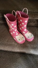 Hello Kitty Rain / Snow Boots in Fort Campbell, Kentucky