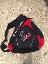 Texans Sling Backpack in Houston, Texas