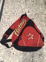 Astros Sling Backpack in Houston, Texas