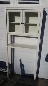 Bath & Body Apothecary Bathroom Space Saver Cabinet in Fort Campbell, Kentucky
