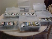 120 Cassette Tapes All Genres  Excellent Condition! in Yucca Valley, California