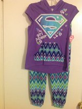 NWT 2 PC Supergirl Outfit in Fairfield, California