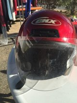 Motorcycle Helmet in Yucca Valley, California