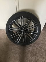 22 inch rims set of 4! tires included in Camp Pendleton, California
