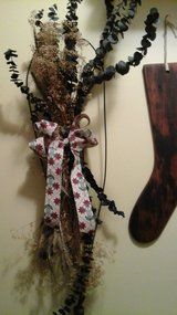Antique Rug Beaters Converted Into Hanging Wall Wreaths in Batavia, Illinois