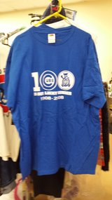 Collectible Cubs New old stock Curse 2008 t shirts in Naperville, Illinois