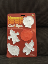 1986 Harvest cookie cutters in Travis AFB, California