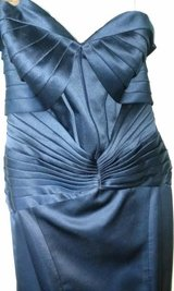 Navy Blue Ball Gown from David's Bridal in San Clemente, California