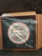 """Brand new """"Friend"""" framed wall hanging in Fairfield, California"""
