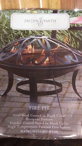 fire pit in Lawton, Oklahoma