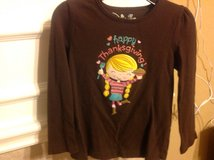 Thanksgiving long sleeve shirt size 4t in Kingwood, Texas