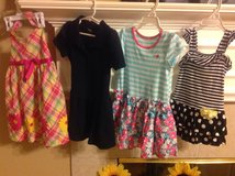 Set of four dresses size 3t-4t in Kingwood, Texas