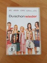 German Dvd Also Plays in English in Ramstein, Germany