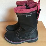 Kid leather boots in Ramstein, Germany