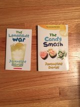Lemonade Wars 1 & 2 chapter books in Bolingbrook, Illinois