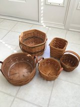 Longaberger Baskets - 4 total in Lockport, Illinois