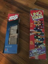 2 sets of Jenga blocks in Camp Lejeune, North Carolina
