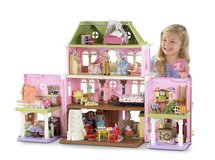 Pink Doll House in Alamogordo, New Mexico