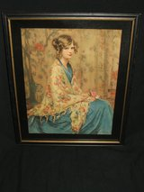 Alice In Blue Gown 1920's Framed Print in St. Charles, Illinois