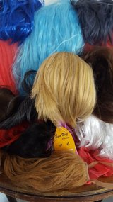 WIGS WIGS & More FULL Wigs. EVERYDAY PARTY COM CON ANIMI too. NEW QUALITY FULL WIGS in Beaufort, South Carolina