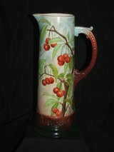 American Belleek CAC Antique Pitcher Tankard Vase Ewer in Glendale Heights, Illinois