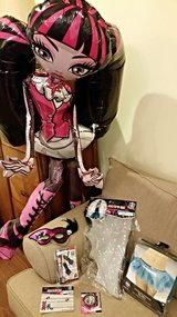 Halloween costume Monster HIgh in Eglin AFB, Florida