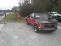 89 GMC S15 in Camp Lejeune, North Carolina
