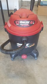 12 gal SHOPVAC wet/dry with Blower in Beaufort, South Carolina
